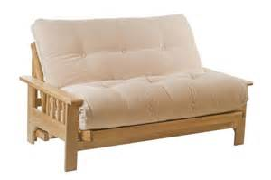 cavendish oak 2 seater futon sofa bed popular and easy to use