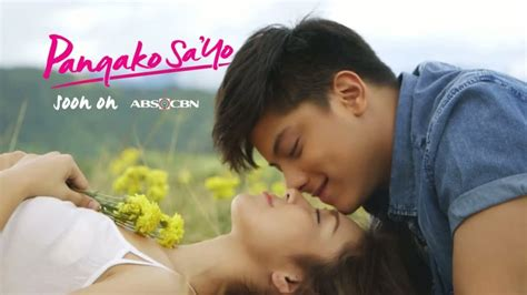 philippine film the promise pangako sa yo full trailer with daniel padilla and kathryn