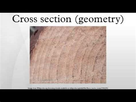 cross section geometry cross section geometry youtube
