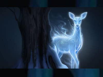 pottermore now lets you discover your personal patronus