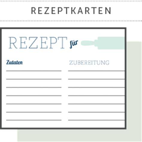 rezeptkarten vorlagen rezeptkarten rezeptkarten rezeptb 252 cher und filofaxing