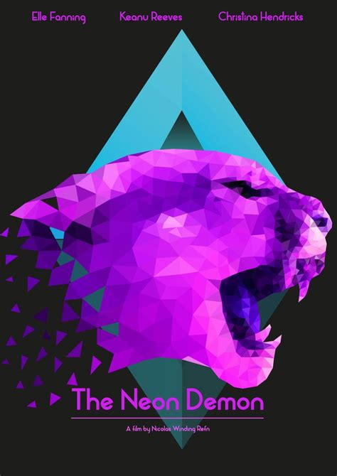 the neon demon new posters 192 best the neon demon images on pinterest the neon
