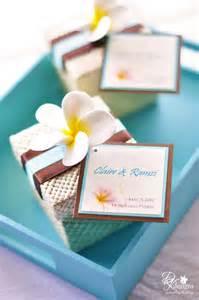 Favors Hawaii by Dk Designs Destination Hawaii Wedding Favors