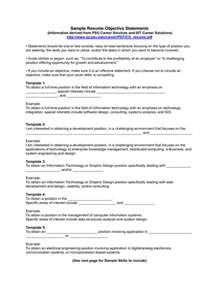 Strong Objective For Resume by Strong Resume Objectives Thesiscompleted Web Fc2