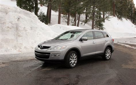 Wather Mazda Trend tackling snow the zoom zoom way in our term 2008 mazda cx 9