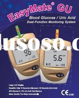 Autocheck 3in1 Gcu Multi Monitoring Sytem sambong uric acid sambong uric acid manufacturers in