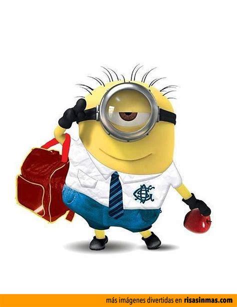 Imagenes De Minions En La Escuela | minion de vuelta al colegio