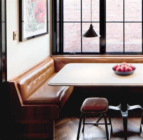 leather banquette seating store pinterest the world s catalog of ideas