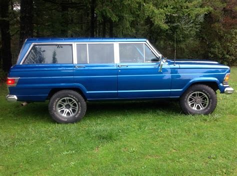 1960 jeep wagoneer 1972 jeep wagoneer 4x4 360 v8 auto for sale at the oregon