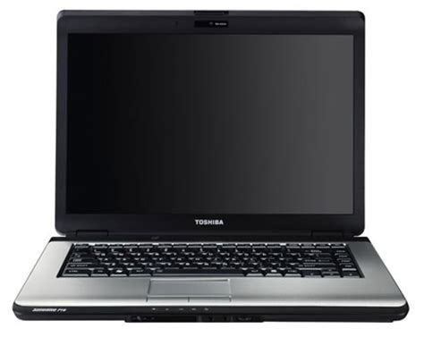 toshiba satellite pro l300 series notebookcheck.net
