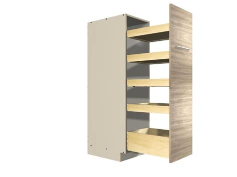Height Of Pantry Shelves by Pullout Pantry Rack 5 Varied Height Shelves