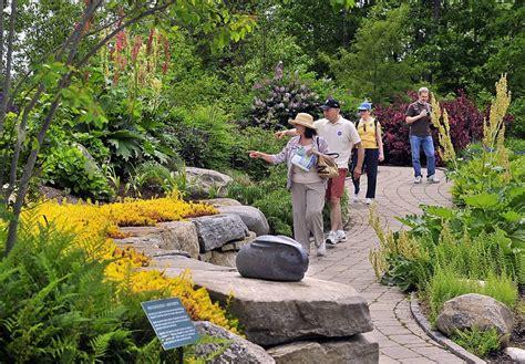 New Growth At Coastal Maine Botanical Gardens Portland Boothbay Botanical Gardens Maine