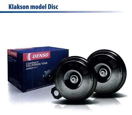 Klakson Disc 12v Denso Original klakson disc densocentra