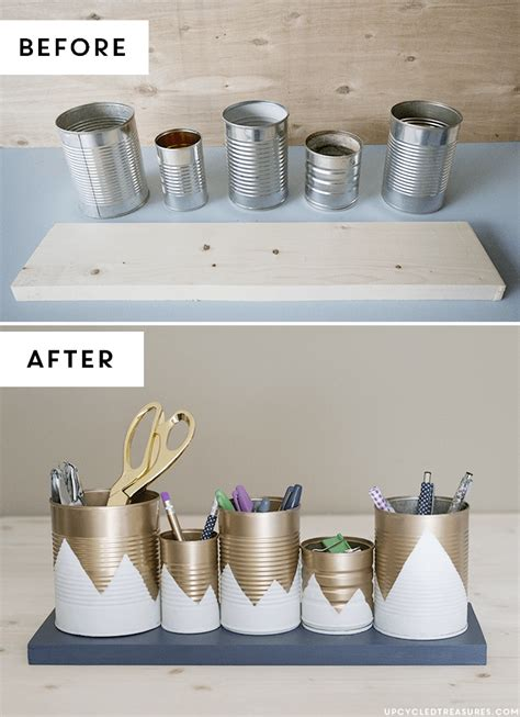 upcycle cans 45 ideas about upcycling tin cans and turning them into an