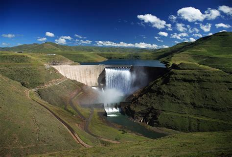 lesotho highlands water project saice