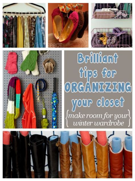 closet organization tips and tricks great ideas for home diy home sweet home 150 organizing tips tricks