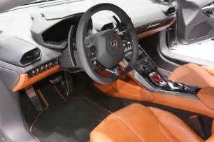 Interior Lamborghini Huracan The 2015 Lamborghini Huracan 18 Things You Didn T