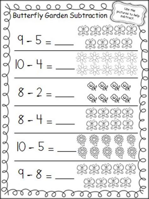 Buku Boardbook Anak Aktivitas Belajar Membaca My Abc practice subtraction in the with this free butterfly garden subtraction worksheet