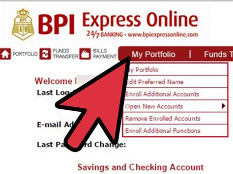 your bank account how to access your bank account 13 steps