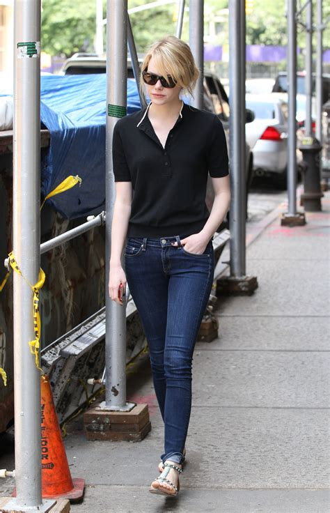 emma stone casual style the casual styles of emma stone the style rebels