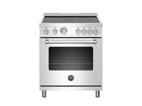 oven electric range with induction cooktop 30 inch induction range 4 heating zones electric oven
