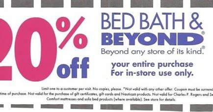 bed bath and beyond subsidiaries bed bath and beyond coupon