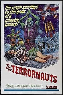 film zena robot the terrornauts 1967 simon oates zena marshall