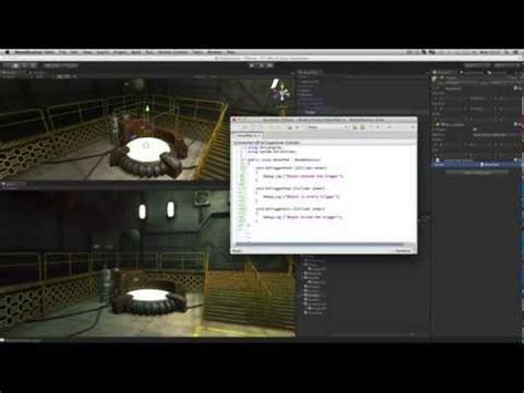 unity tutorial trigger unity c collision detection and destroying objects doovi