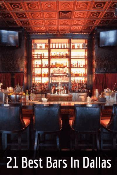 top bars dallas the 21 best bars in dallas