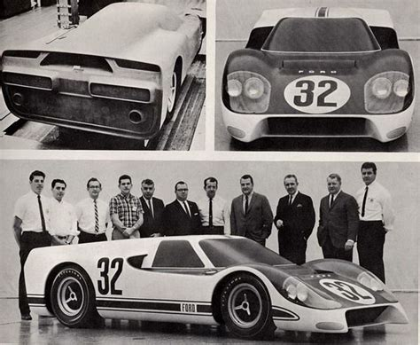 experimental design race ford j car help slot car illustrated forum car designs