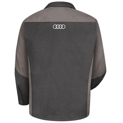 audi technician audi 174 technician shirt performance workwear kap