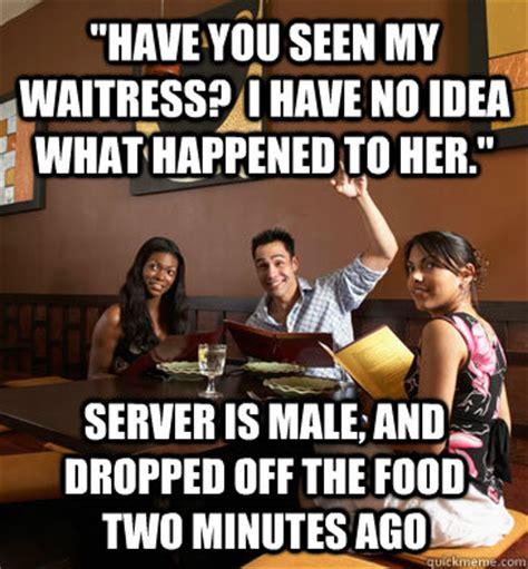 Restaurant Memes - site unavailable