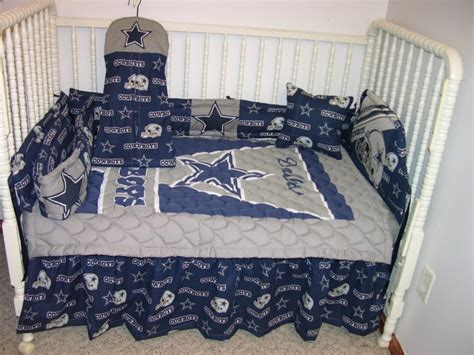 Dallas Cowboy Crib Bedding 17 Best Images About Dallas Cowboys Nursery Theme On Cowboys Infants And Football Baby