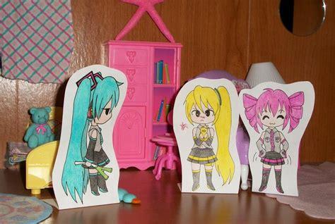 my doll house baka triple baka chibi s by divaoftime on deviantart