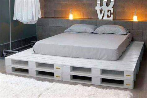 pallet bed ideas over 100 creative diy pallet furniture ideas cheap