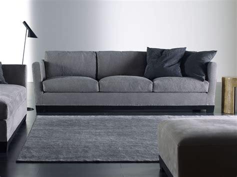 meridiani divani allen divano in tessuto by meridiani