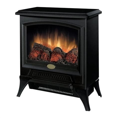 dimplex electrolog compact promotional electric fireplace