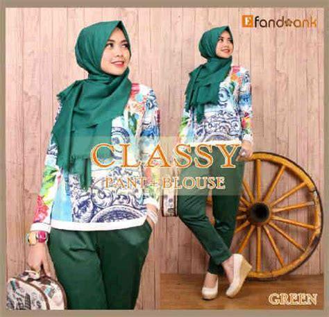 Celana List Scuba by efandoank baju muslim anak perempuan branded aini