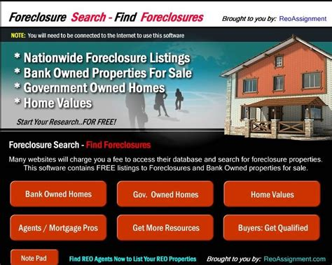 Foreclosure Records Free Foreclosure Search Find Foreclosures By Reoassignment Software 92512