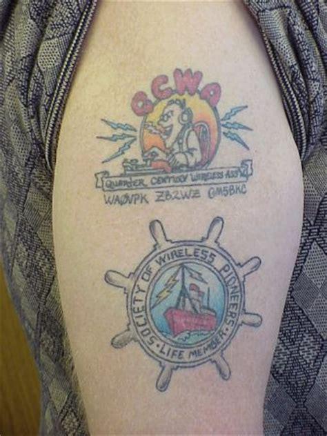 radio tattoo trend style