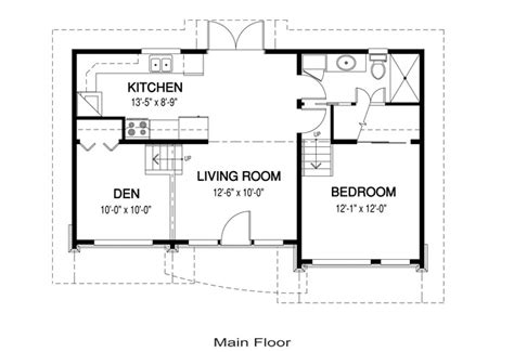 Laneway House Plans House Plans Laneway 1 Linwood Custom Homes