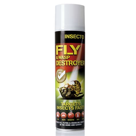 insecto fly and wasp destroyer 300ml