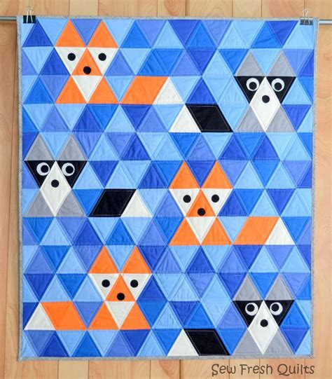 Quilts And Friends by You To See Fox And Friends Quilt By Rachael Drury