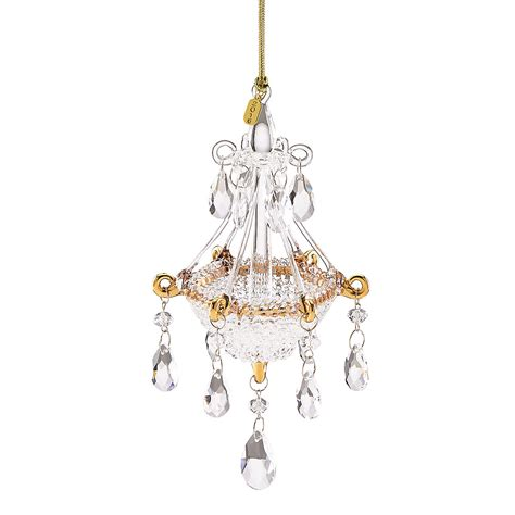 chandelier ornament 2016 heritage chandelier ornament 2016 ornaments
