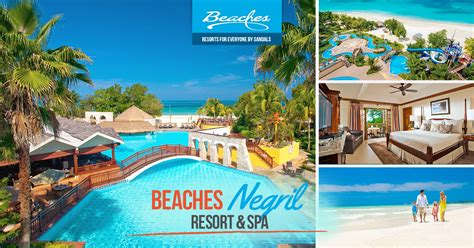 beaches resort negril jamaica all inclusive resorts in negril jamaica beaches