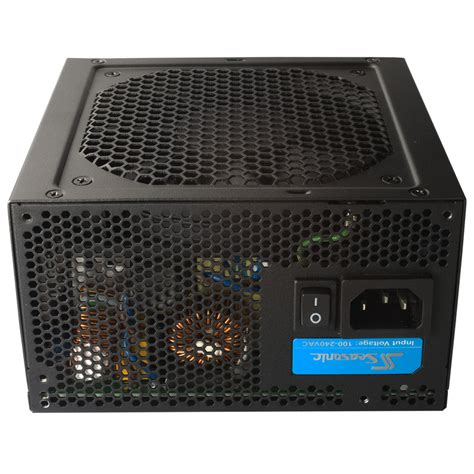 Seasonic S12ii 430 80 by Seasonic S12ii 430w 80 Plus Bronze