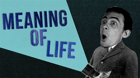 meaning of biography picture the meaning of life in 60 seconds youtube