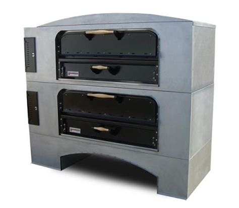 marsal and sons pizza prep tables marsal and sons mb 236 stacked marsal pizza deck oven