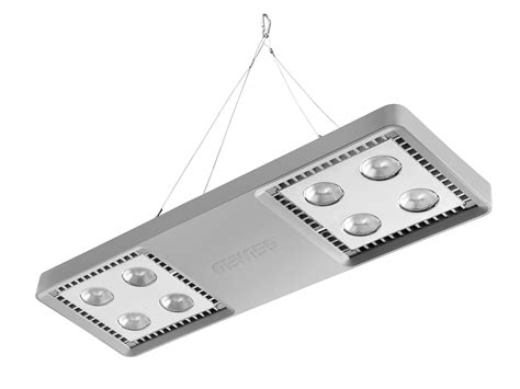 gewiss illuminazione plafoniera industriale a led smart 4 lb hb by gewiss