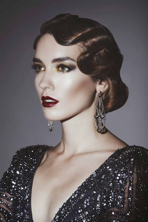 Gatsby Hairstyles For Women | 25 best ideas about great gatsby hair on pinterest